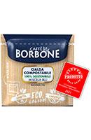 Caffè Borbone Cialda Compostabile 100% sostenibile