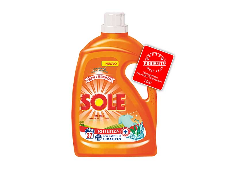 Sole Detersivo Igiene eFreschezza