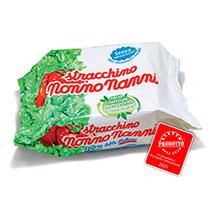 Nonno Nanni Stracchino conconfezione biodegradabile ecompostabile