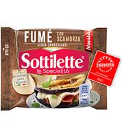 Sottilette® Fumé conscamorza