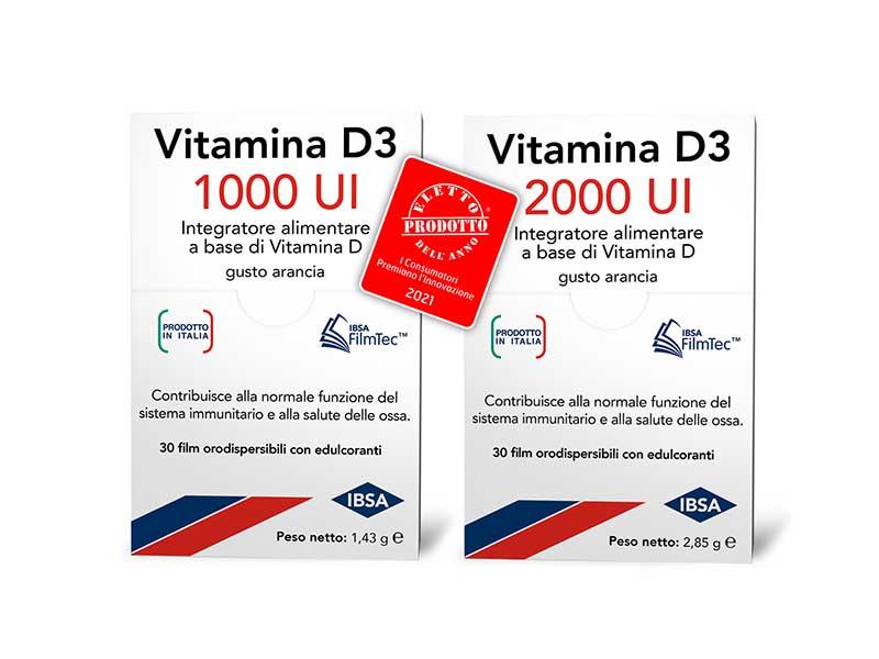IBSA VitaminaD3