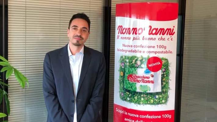 Nonno Nanni Stracchino pack biodegradabile e compostabile - Eletto Prodotto dell'Anno 2021 - Formaggi freschi