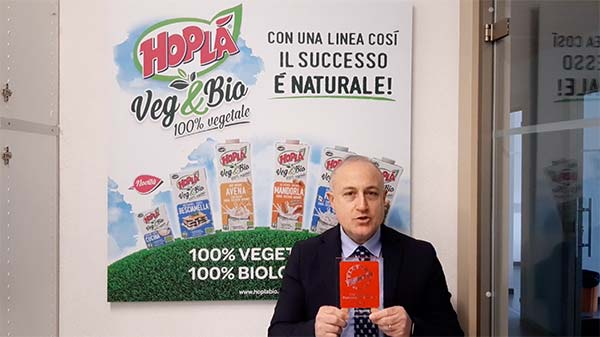 Hoplà Veg&Bio - Eletto Prodotto dell'Anno 2021 - Prodotti base vegetale
