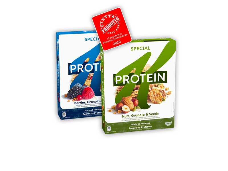 Special K Protein Cereali