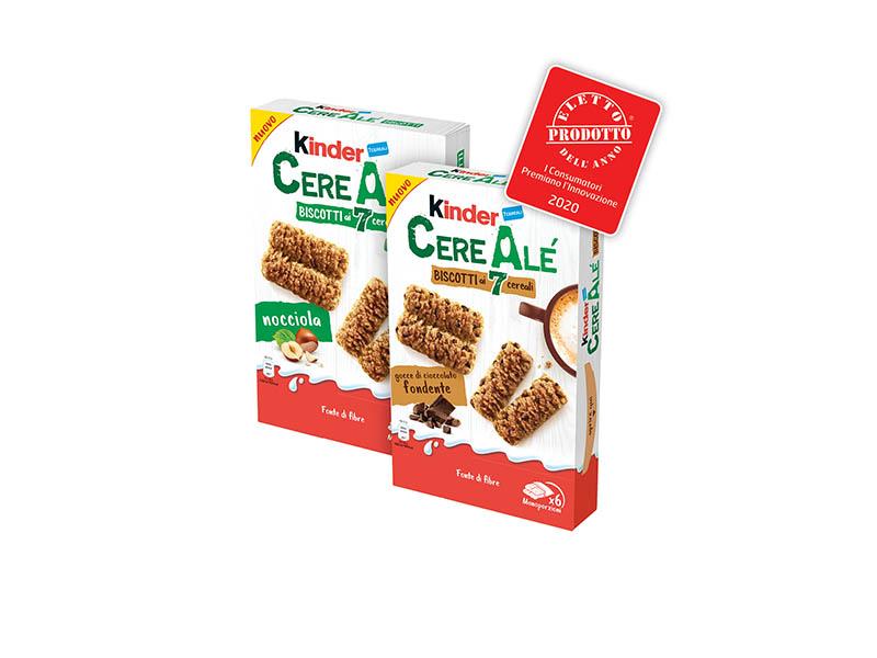 Kinder Cerealé Biscotti