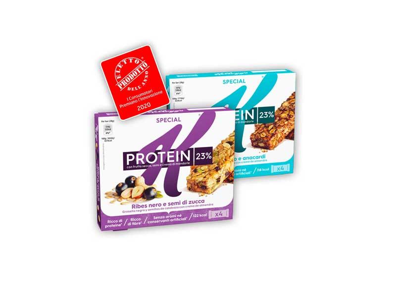 Special K Protein Snacks