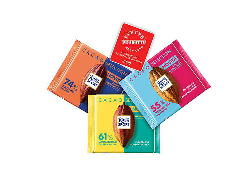 Ritter Sport Cacao Selection