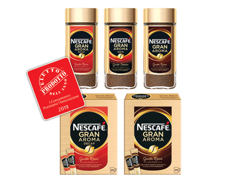 Nescafé Gran Aroma