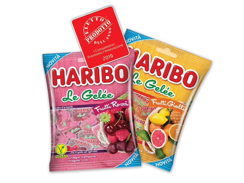 Haribo Le Gelée