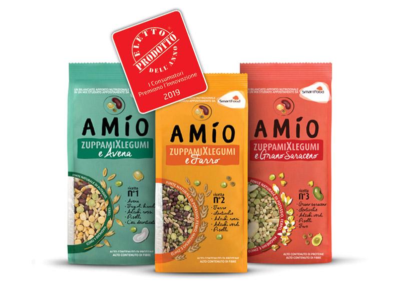 Amío ZuppamiXlegumi e cereali