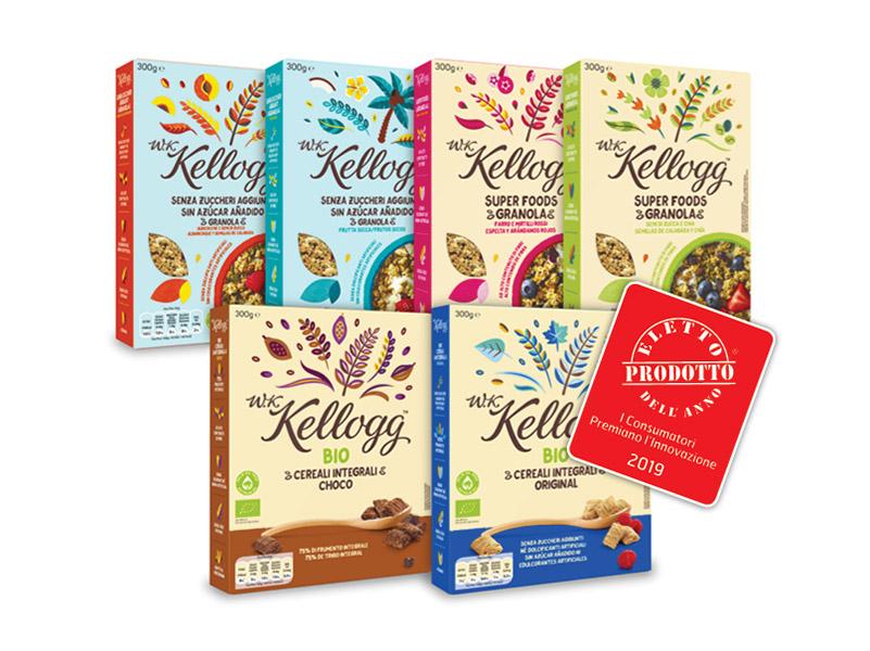 Kellogg's W.K. Kellogg