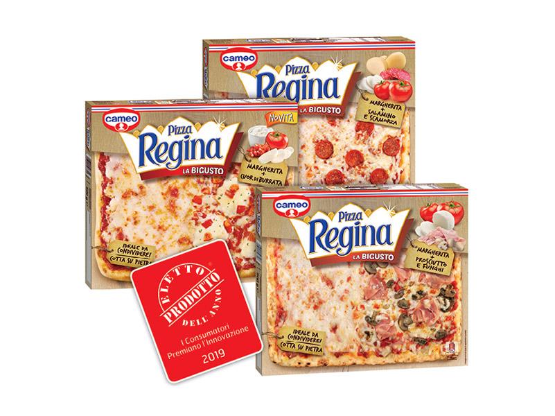 Pizza Regina La Bigusto