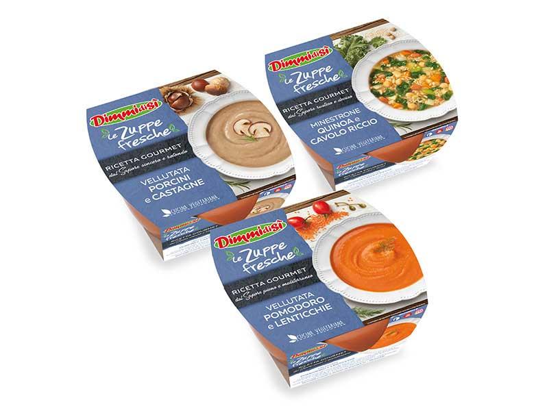 DimmidiSì Le Zuppe Fresche Gourmet