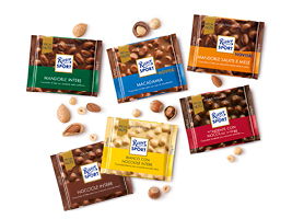 Ritter Sport Special Nuts
