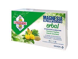 Magnesia S.Pellegrino Erbal