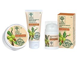 Creme Nutrienti 100% naturale Omnia Botanica