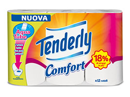 Tenderly Comfort Aquatube