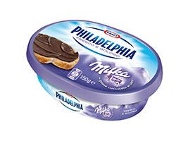 Philadelphia Con Milka