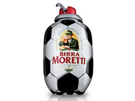 Birra Moretti Pallone