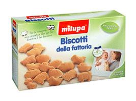 Milupa Biscotti della Fattoria