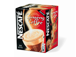 Nescafé Ginseng Coffee