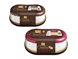 Carte D'Or Creation Ice Cream Cake