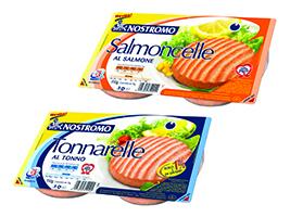 Nostromo Salmoncelle e Tonnarelle