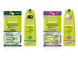 Garnier Fructis Shampoo e Trattamento Anti-Caduta