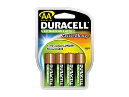 Duracell Active Charges