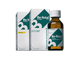 Be Total Plus Sciroppo