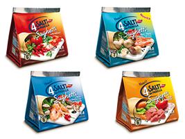 4 Salti in Padella Findus - I Sughetti