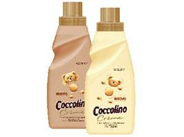 Coccolino Créme olio di mandorla e olio di jojoba