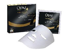 Oil of Olaz Total Effect Mask Maschera anti-età in tessuto