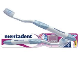 Mentadent Contact Microcare
