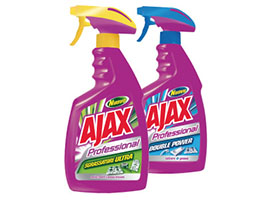 Ajax Professional Sgrassatore UltraAjax Professional Double Power