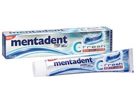 Mentadent C-Fresh Dentifricio