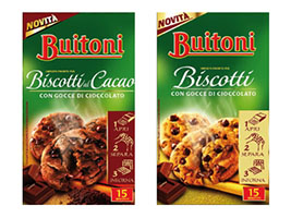 Impasto pronto per Biscotti con gocce di cioccolato