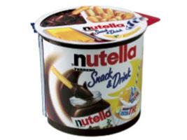 Ferrero Nutella & Estathé