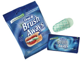 Oral-B Brush Aways