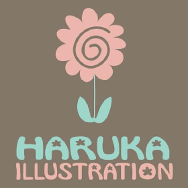 Haruka Illustration