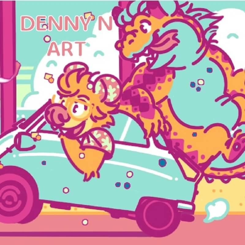 Denny N Art