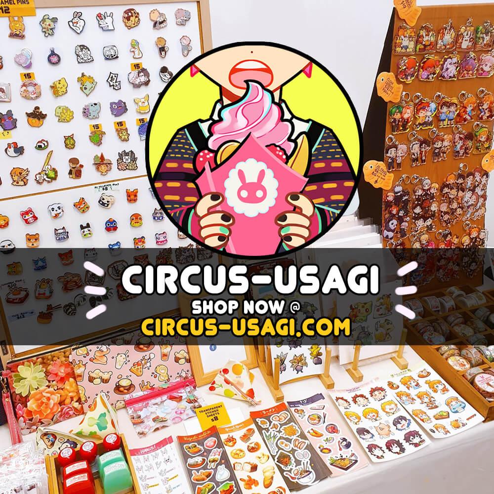 Circus-usagi