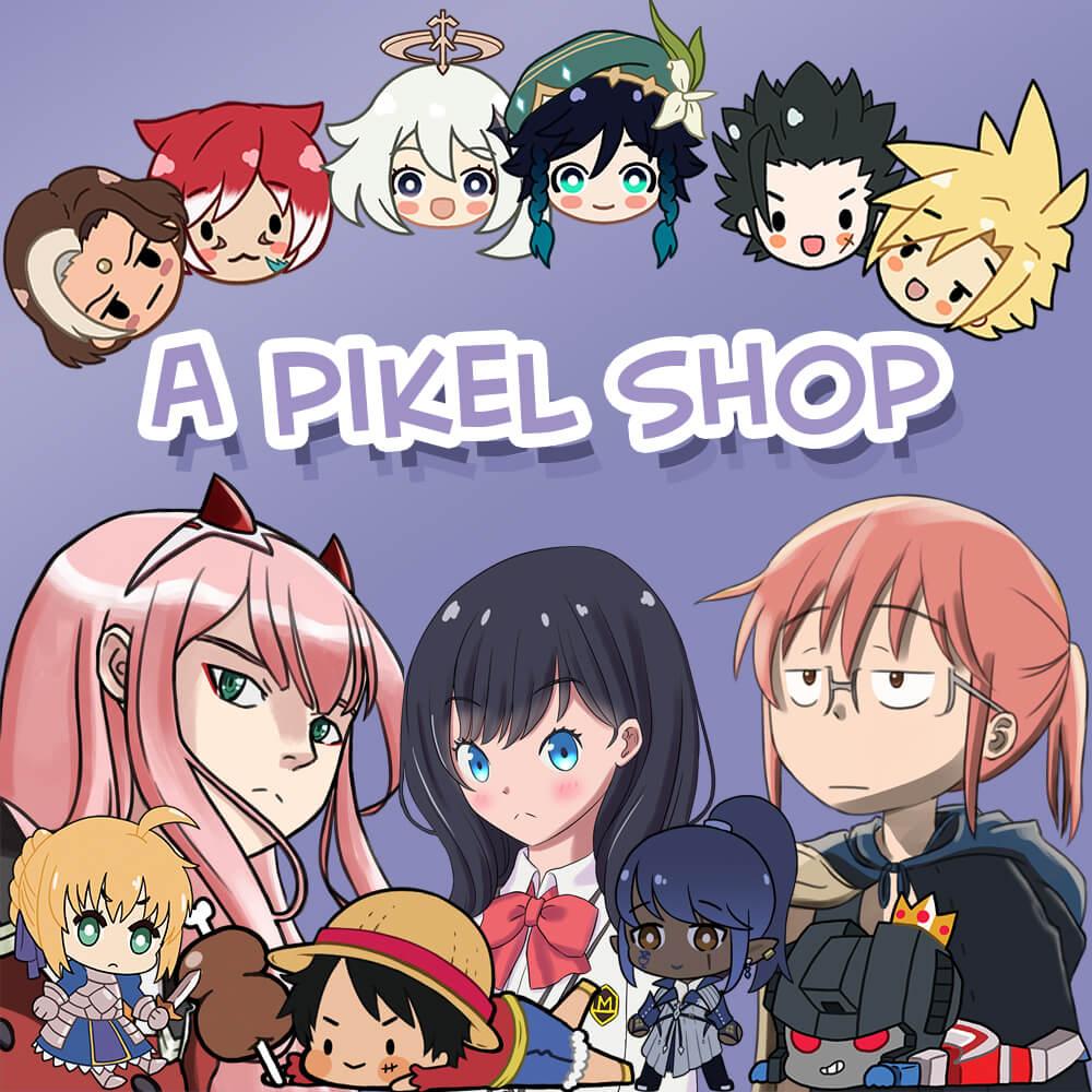A Pikel Shop