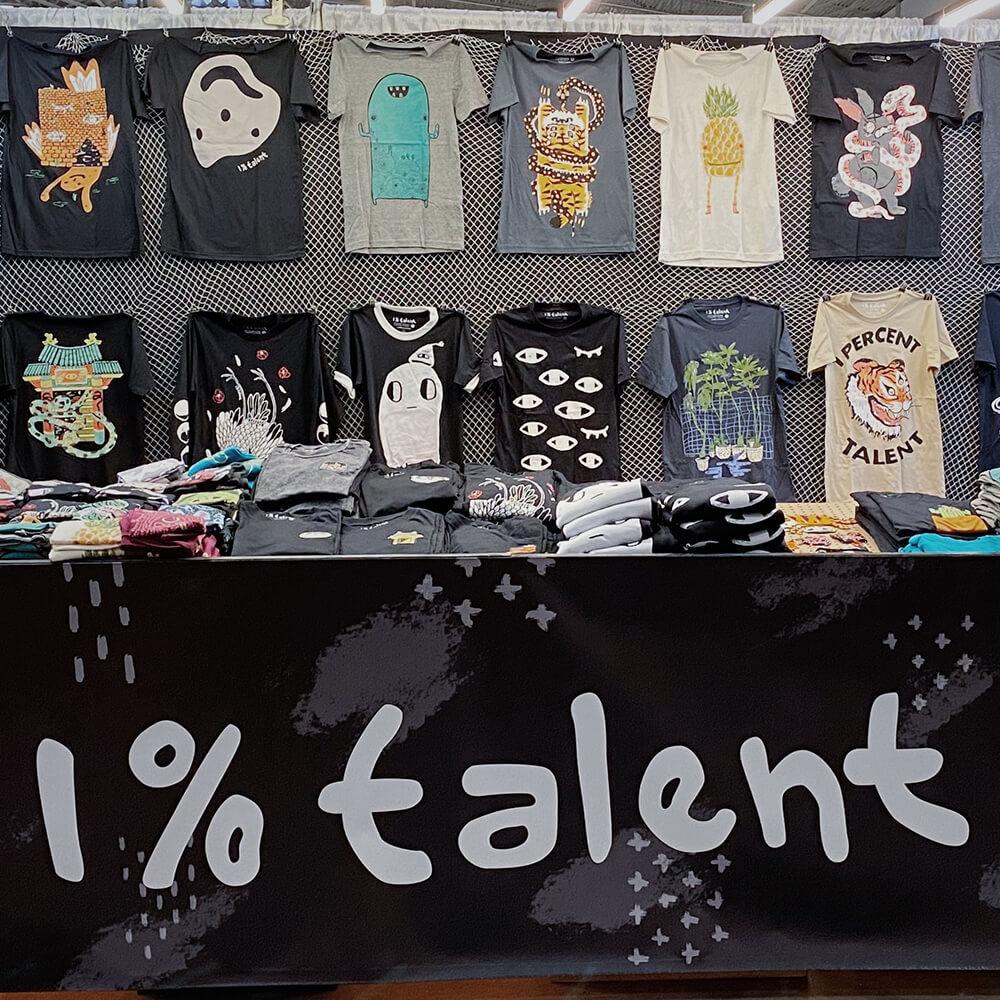 1%talent