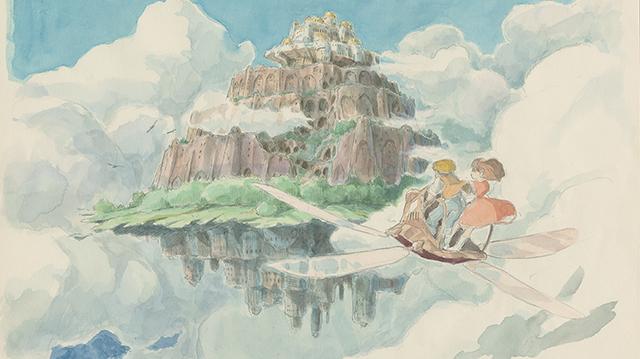 Academy Museum of Motion Pictures - Hayao Miyazaki