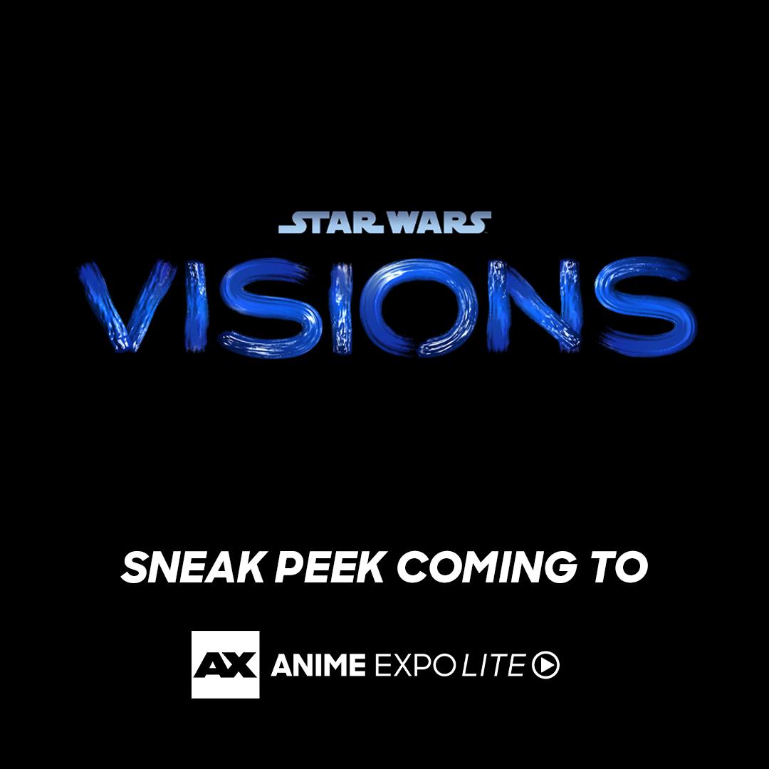 Lucasfilm - Star Wars: Visions - Sneak Preview