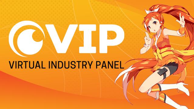 Crunchyroll Industry Panel