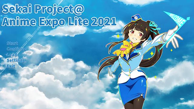 Visual Novels with Sekai Project
