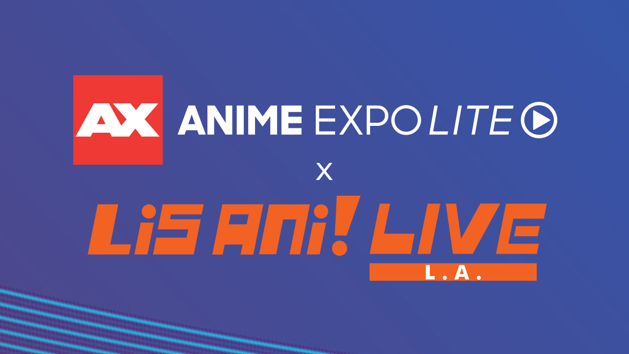 Anime Expo Lite x LisAni!LIVE L.A.