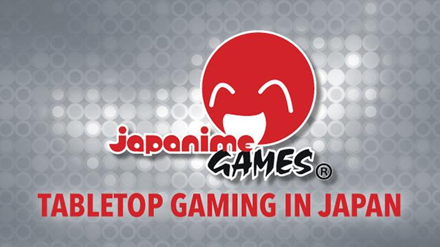 Tabletop Gaming in Japan
